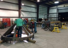 general fabrication 260x185 - Mining Services