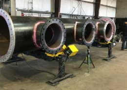 cement mortar pipe 260x185 - Cement Mortar Line Pipe Fabrication