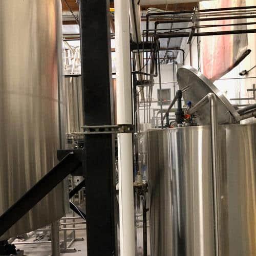 stainless steel liquid storage